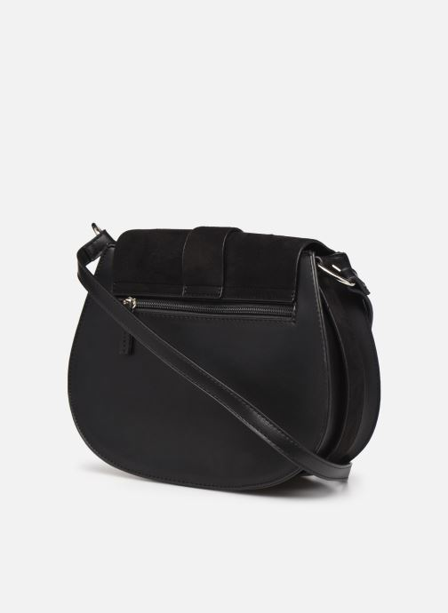 Bolsos de mano I Love Shoes BABEAU Negro vista lateral derecha